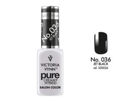 Victoria Vynn Pure Gelpolish 036 Jet Black