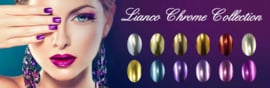 Lianco Chrome Collection - Gold - Inhoud 2 gram