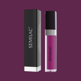 Semilac Matt Lips 083 Burgundy Wine