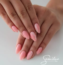 Semilac gelpolish 102 Pastel Peach 7ml