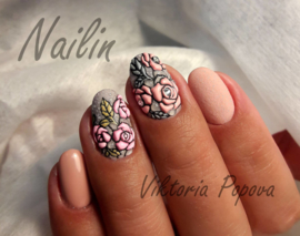 Nailin Nailart Wraps