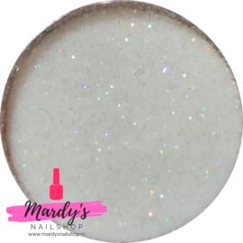 Mardy's Glitter Starlight Shimmer White MNF-03