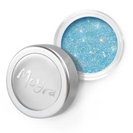 Moyra Glitter Powder 23 Licht Blauw