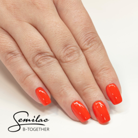 Semilac gelpolish 061 Juicy Orange 7ml
