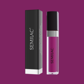 Semilac Matt Lips 012 Pink Cherry