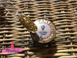 Victoria Vynn Brillant gel 05 Christmas 5g