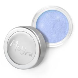 Moyra Glitter Powder 02 Licht Blauw