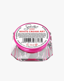 Semilac gel Expert White Cream Art 15ml