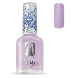 Moyra Stempel Nagellak sp16 Light Violet