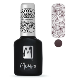 Moyra Stempel Gel Polish sgp09 Brown