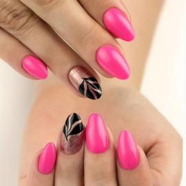 Semilac gelpolish 046 Intense Pink 7ml