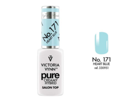Victoria Vynn Pure Gelpolish 171 Heart Blue