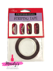 Striping Tape Rood