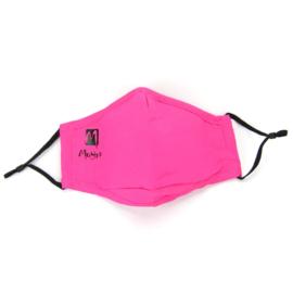 Moyra mondkapje Pink max 1 per klant