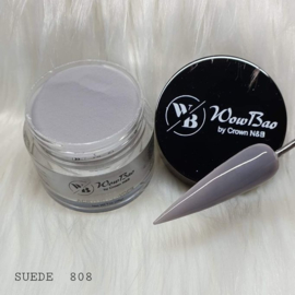 WowBao Nails acryl poeder nr 808 Suede 28g