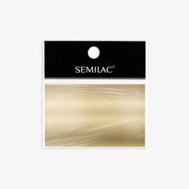 Semilac transfer folie 02 Gold