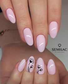 Semilac gelpolish 128 Pink Marshmallow  7ml