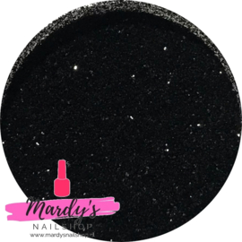 Mardy's Glitter Starlight Pure Black MNF-05