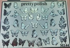 Pretty Polish | Slider | Waterdecal M144