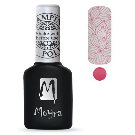 Moyra Stempel Gel Polish sgp05 Pink