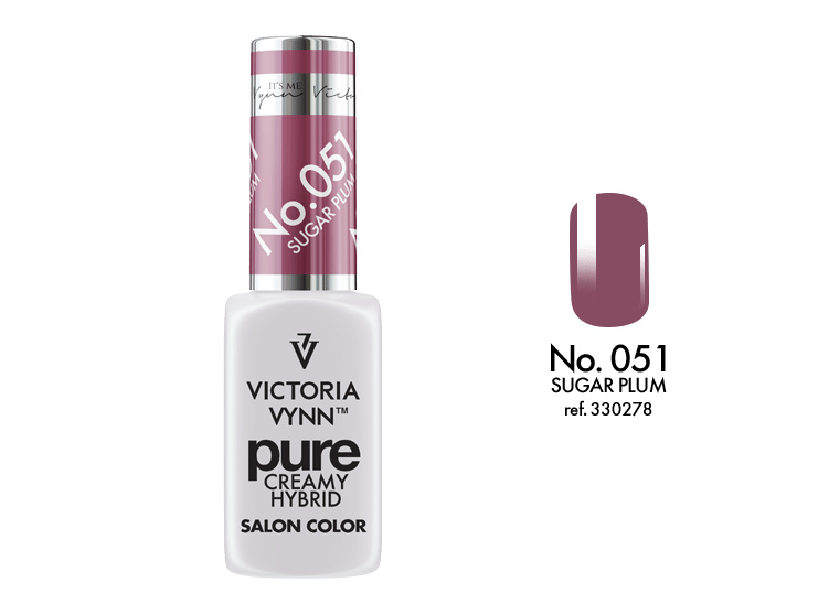 Victoria Vynn Pure Gelpolish 051 Sugar Plum