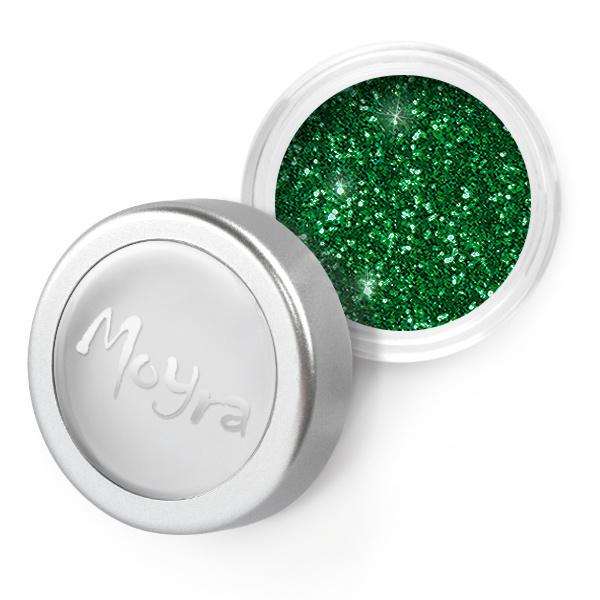Moyra Glitter Powder 28 Groen