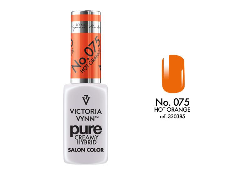Victoria Vynn Pure Gelpolish 075 Hot Orange