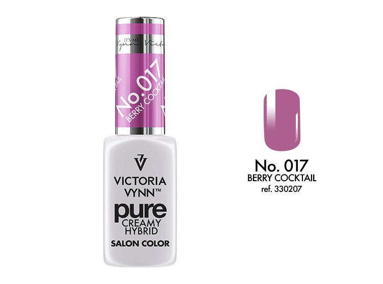 Victoria Vynn Pure Gelpolish 017 Berry Cocktail