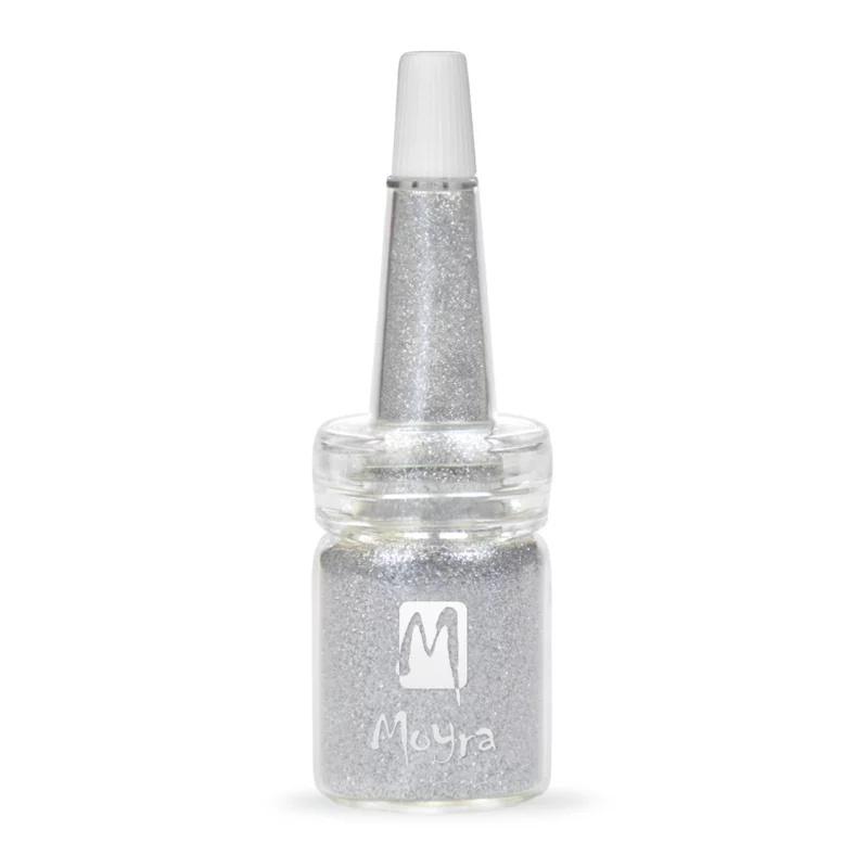 Moyra Glitter in Flesje nr. 13 - Zilver
