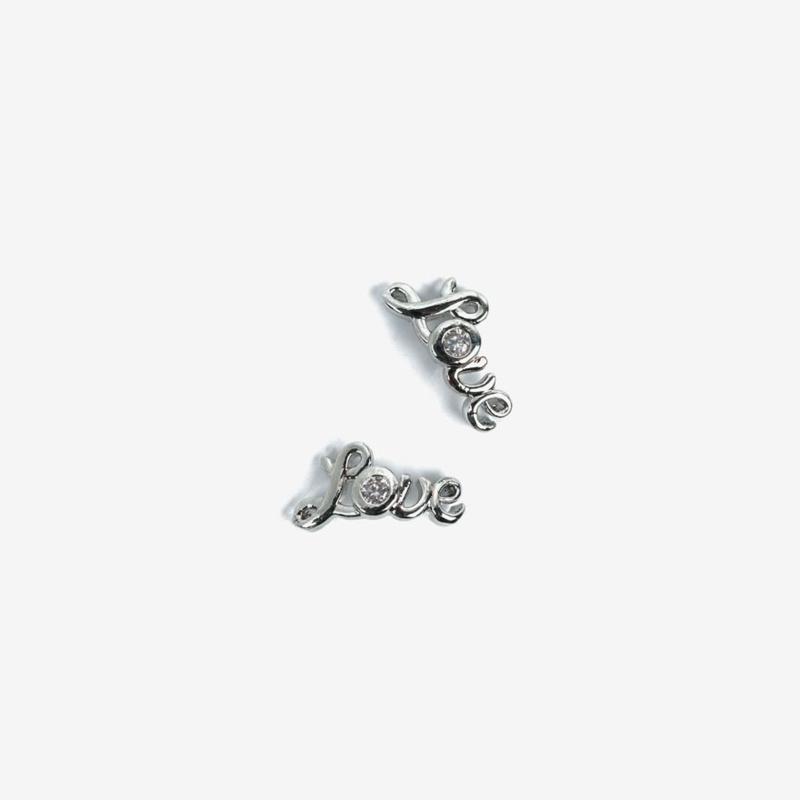 Semilac nailart love zilver 793 2pcs