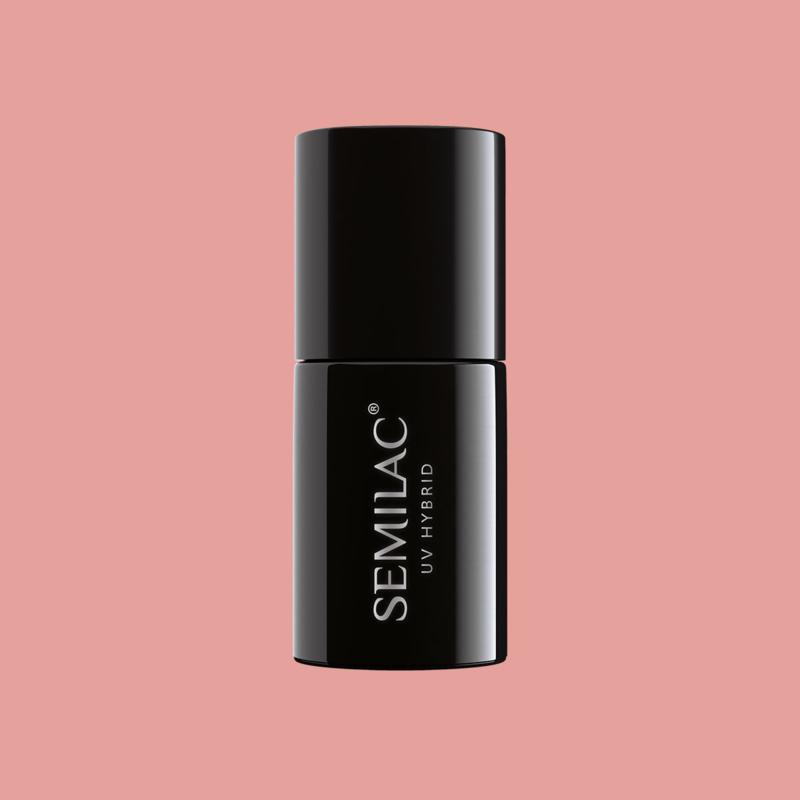 Semilac Extend 5 in 1 817 Dirty Peach (rubber base)  7ml