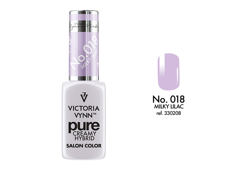 Victoria Vynn Pure Gelpolish 018 Milky Lilac
