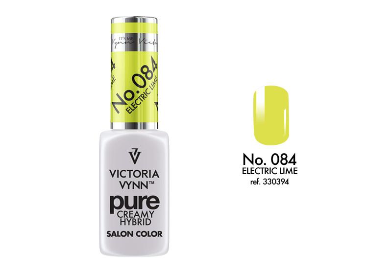 Victoria Vynn Pure Gelpolish 084 Elecric Lime