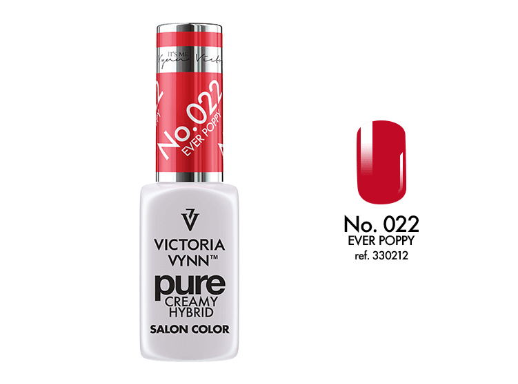 Victoria Vynn Pure Gelpolish 022 Ever Poppy
