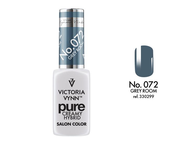 Victoria Vynn Pure Gelpolish 072 Grey Room