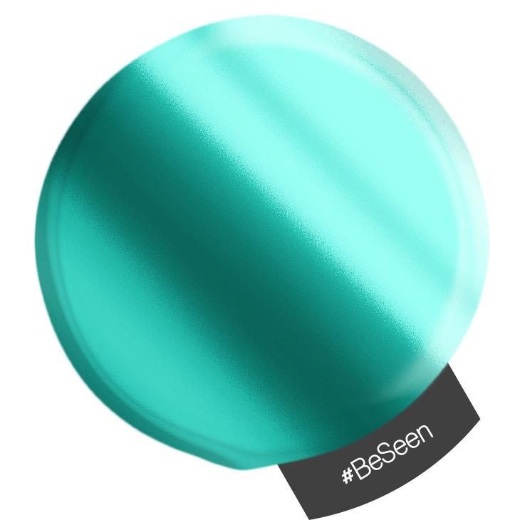 Halo Create - Chrome poeder #BeSeen