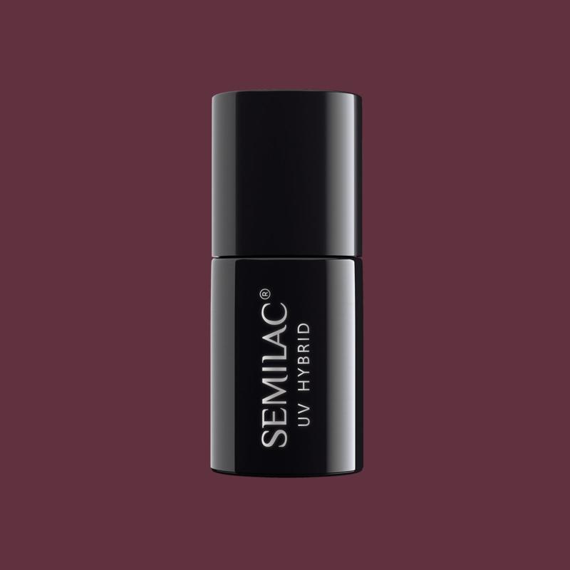 Semilac gelpolish 030 Dark Chocolate 7ml