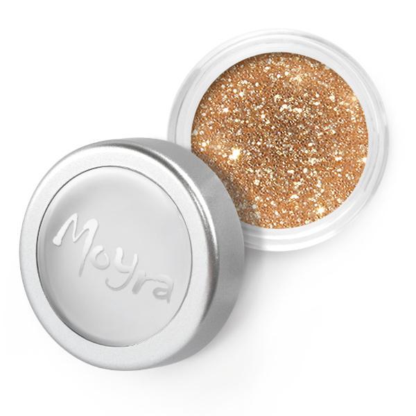 Moyra Glitter Powder 06 bruingoud