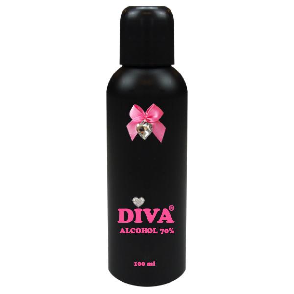 Diva alcohol 70% 100ml