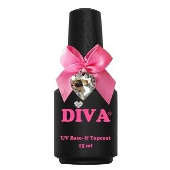 Diva Gellak Base&Topcoat 15 ml