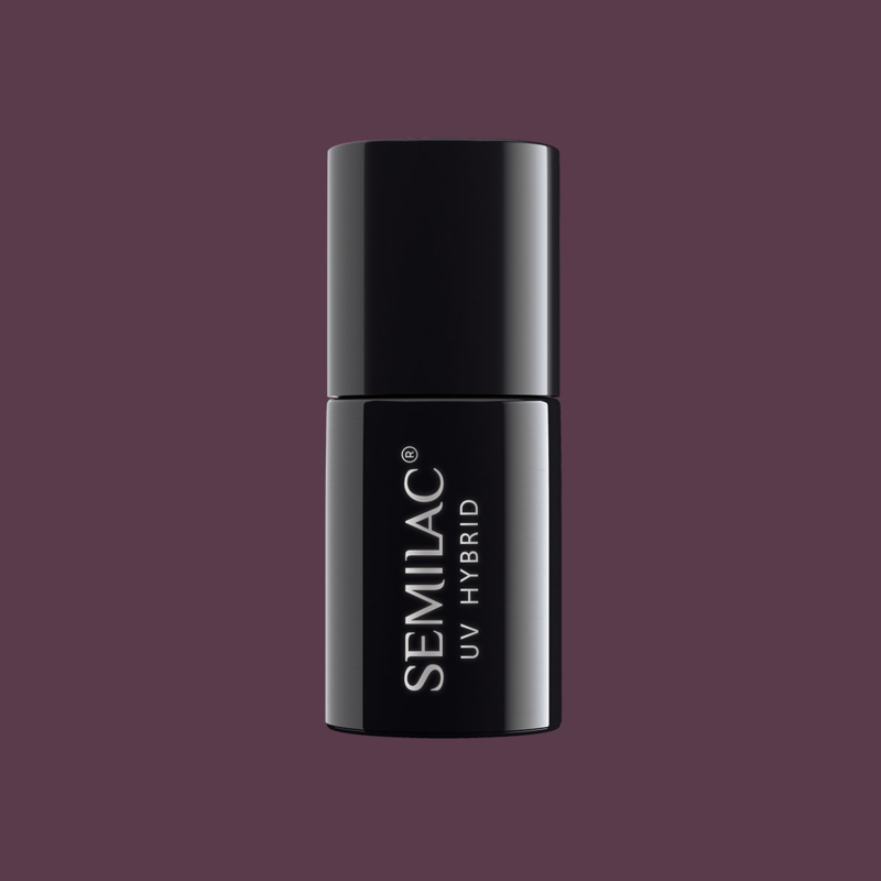 Semilac gelpolish 075 Stylish Brown  7ml