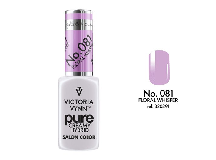 Victoria Vynn Pure Gelpolish 081 Floral Whisper
