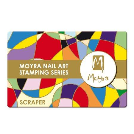 Moyra Schraper gekleurd