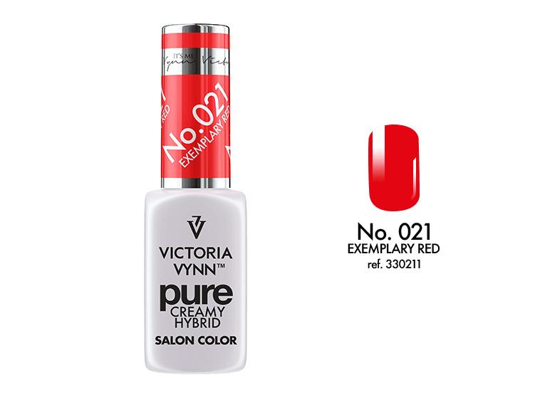 Victoria Vynn Pure Gelpolish 021 Exemplary Red