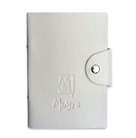 Moyra Stempel platen mapje wit