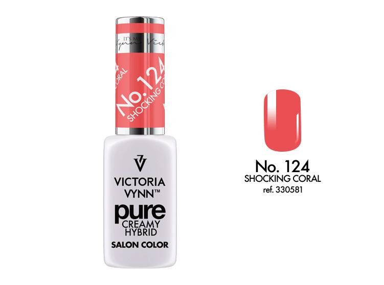 Victoria Vynn Pure Gelpolish 124 Shocking Coral