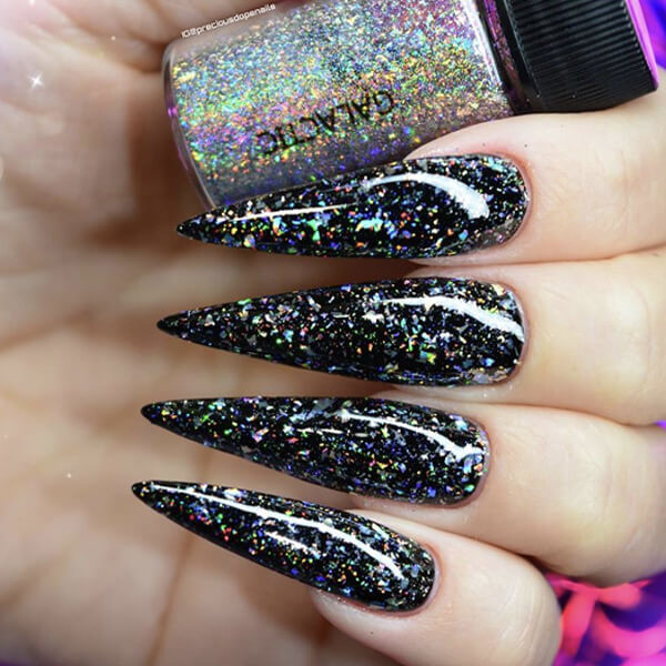 World of Glitter - Galactic Holographic Flakes