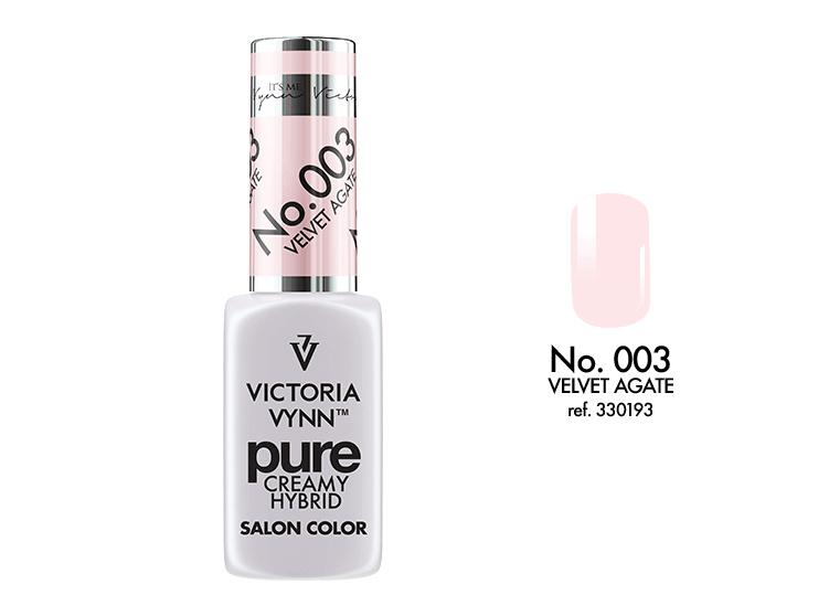 Victoria Vynn Pure Gelpolish 003 Velvet Agate