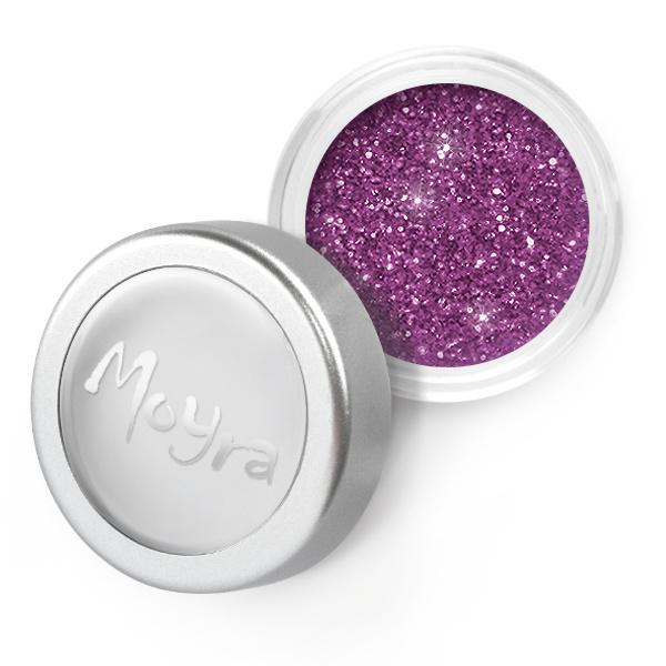 Moyra Glitter Powder 14 Paars