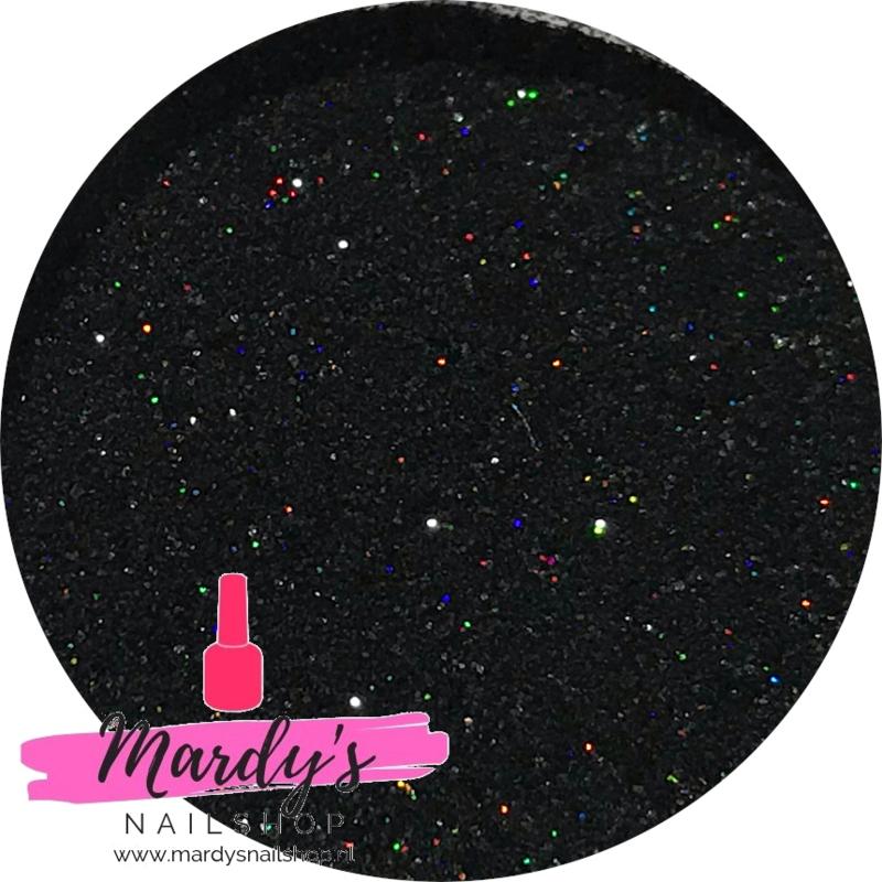 Mardy's Glitter Starlight Shimmer Black MNF-06